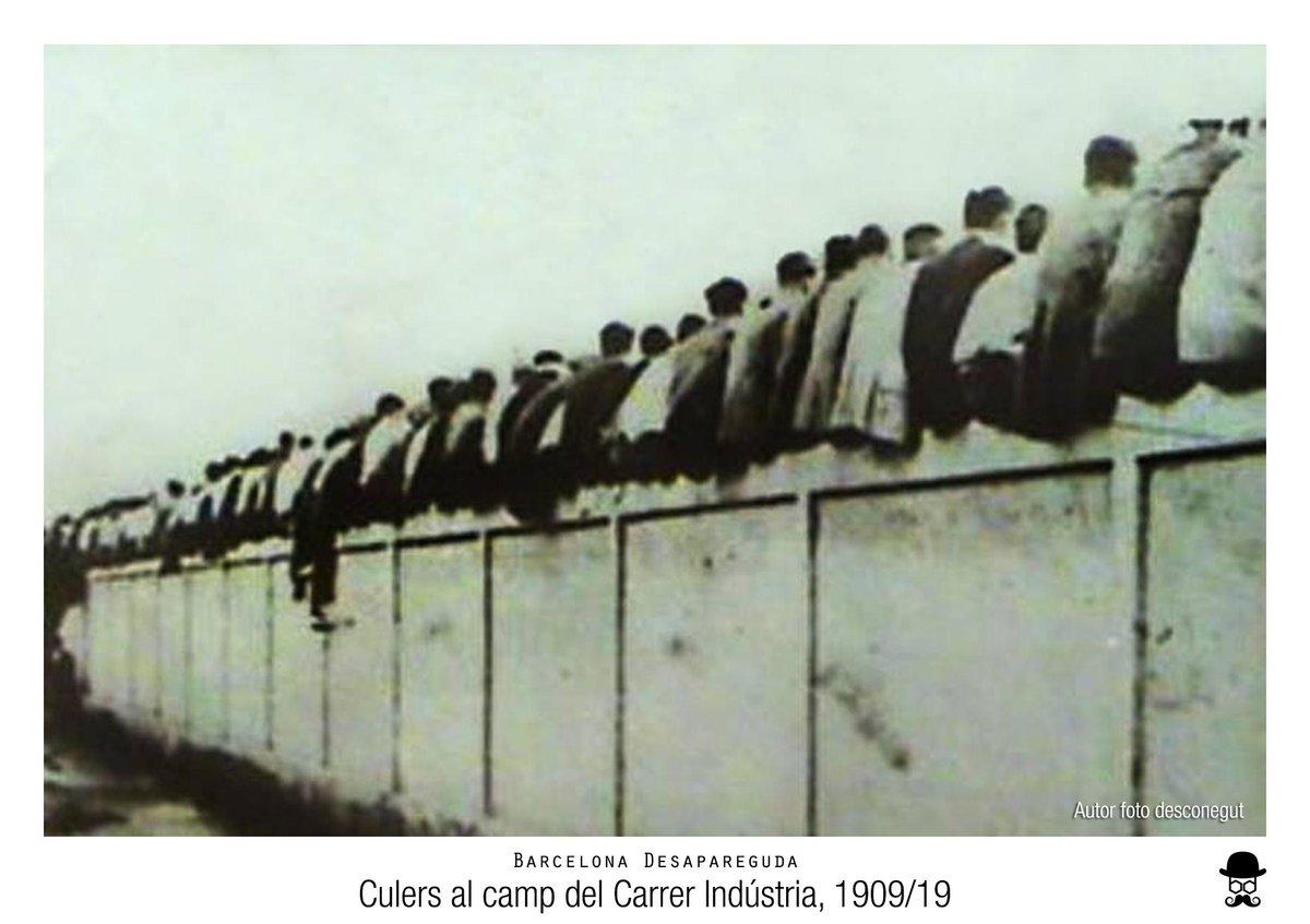 Qui els ho havia de dir que 100 anys més tard...@bcndesapareguda  http://t.co/g3wcpRlfPH