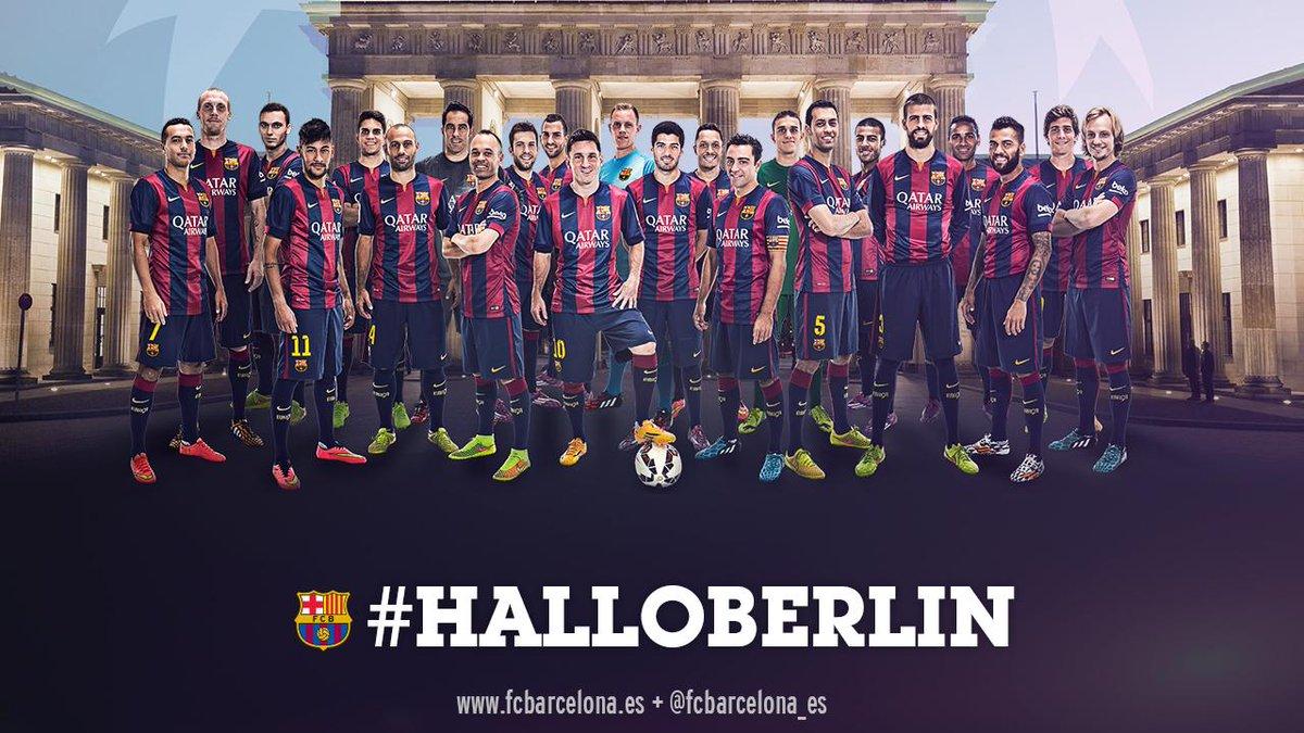 FC Barcelona y un vídeo institucional para festejar el paso a la final de la Champions