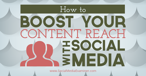 How to Boost Your #Content Reach With #SocialMedia #marketing http://t.co/FTbmkRXbLL http://t.co/NqWuhrK1sI