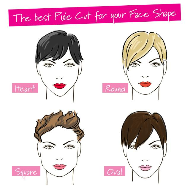 Want to go for the big chop and get a pixie cut? we give
