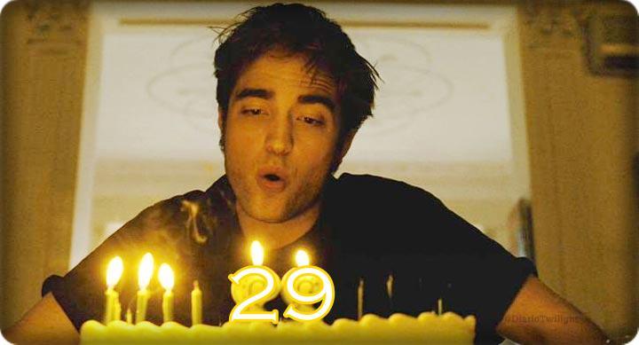 Happy 29 Birthday Robert Pattinson #HappyBirthdayRobertPattinson