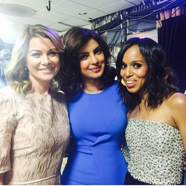 Woah! Too much to handle in one frame #Quantico #Scandal #GreysAnatomy - the #PowerGirlsOfABC http://t.co/bF8fsFIdM8