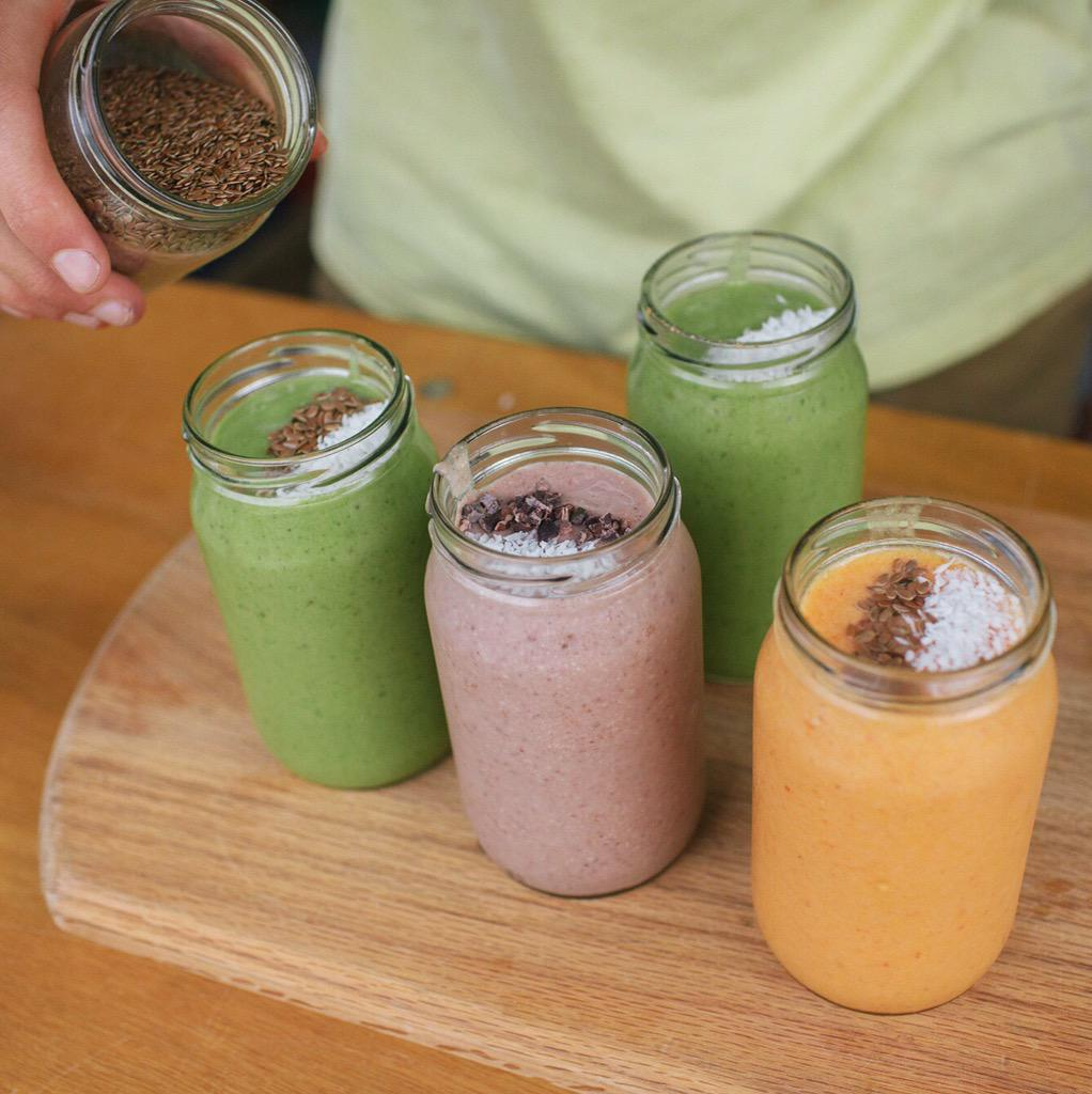 Up on the blog, an interview with the amazing, superfood smoothies makers the Organic Mechanic. http://t.co/fOBQrqdT6K