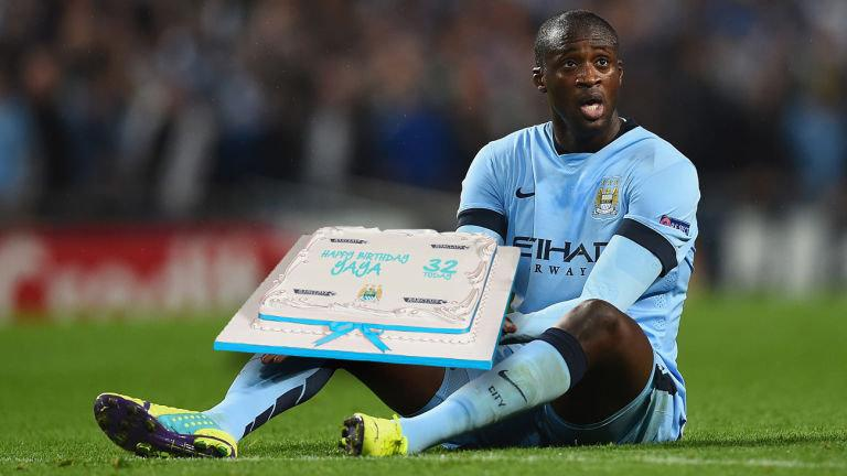 Manchester City Wished Birthday Boy Yaya Toure A Happy Birthday On All Their Man Social Platforms Twitter Facebook And Instagram