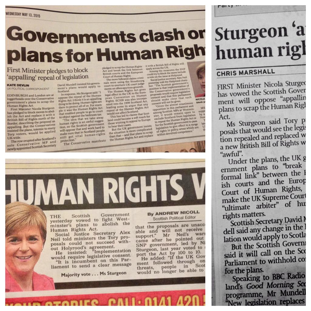The UK government's plan to repeal the Human Rights Act is shocking http://t.co/bgO8eBUEKz