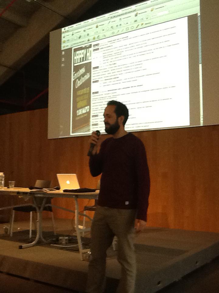 @marcosgcm inaugurando los III encuentros de @sociolordinaria #ordinaria3 http://t.co/0SkpDHBluJ