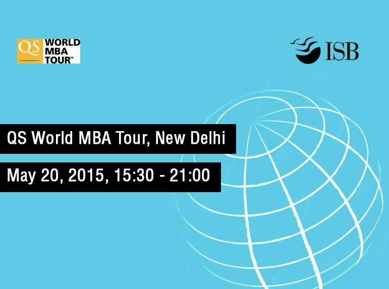 Take the next step in your career with an MBA. Meet ISB Team at #QSMBATour in Delhi. Register http://t.co/ko2lilWELL http://t.co/VRlWrDheby