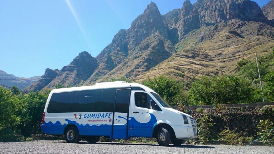 Otras redes de transporte urbano en Gran Canaria CE4KXFtW8AApIwq