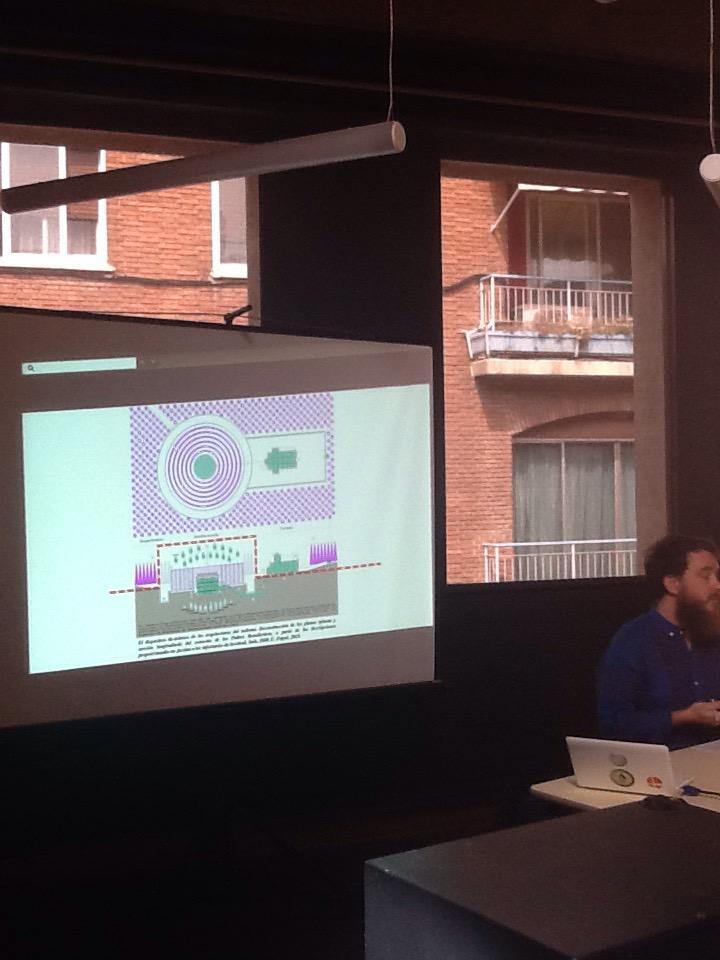 "Amparo Las�n on Twitter: ""Dispositivo din�mico de las arquitectura ..."