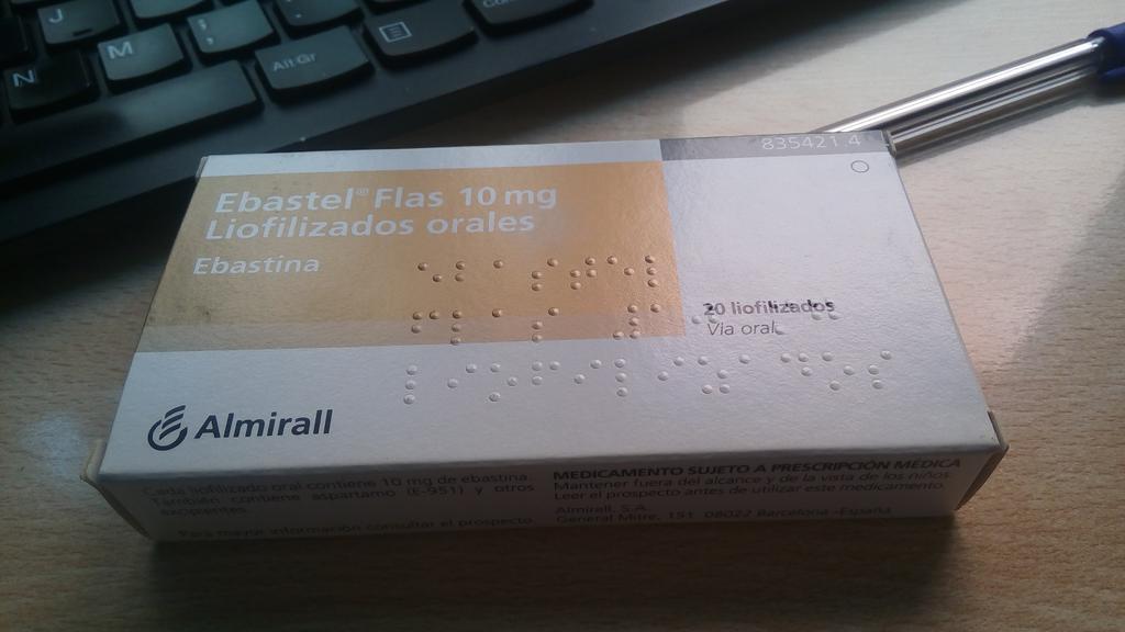 Ebastel without prescription. Buy Ebastel online at RxMedsHere.com.