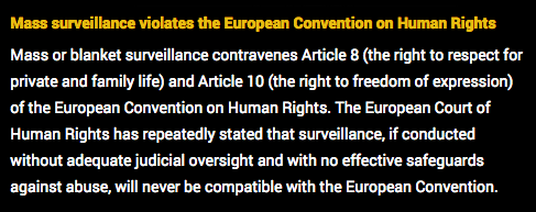 …and you wonder why the tories are so keen on throwing away the EU human rights act? http://t.co/akNYoEKAGo