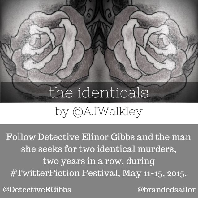Thumbnail for #TwitterFiction Festival 2015: the identicals by @AJWalkley