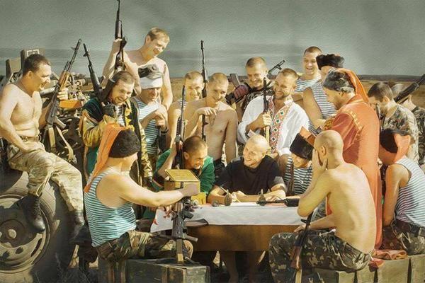 Климкин предложил НАТО создать фонд для борьбы с российской пропагандой - Цензор.НЕТ 8645