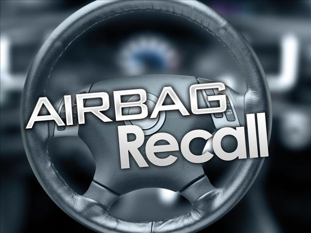 Toyota e Nissan richiamano 6,6 milioni di auto per l'Airbag