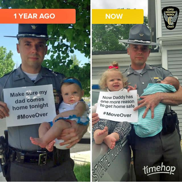 In honor of National #PoliceWeek please remember to #MoveOver. #WhyIWearTheBadge http://t.co/qxbaAlLXXC