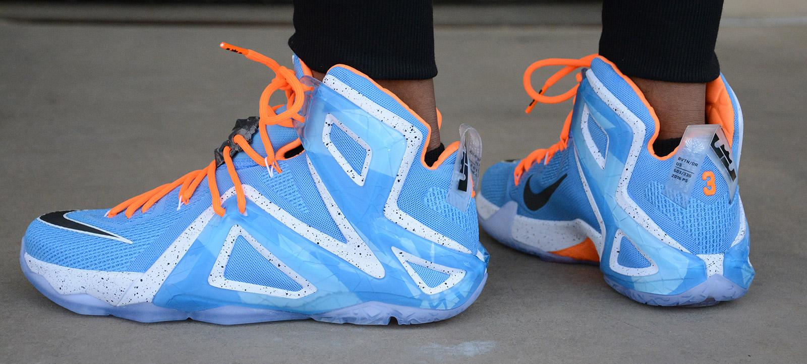 the best attitude 77f8e b5953 The Official Nike LeBron XII Thread-