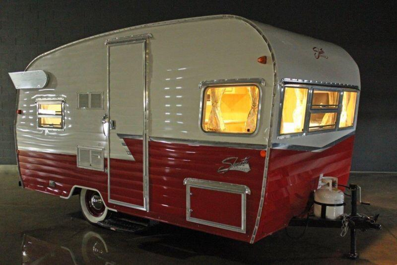 Rodd Rumsey On Twitter 1961 Shasta 16 19 Ft Airflyte Retro Camper Remake Limited Stock Available Camping GRRVShow TerryTownRV Mhs2go
