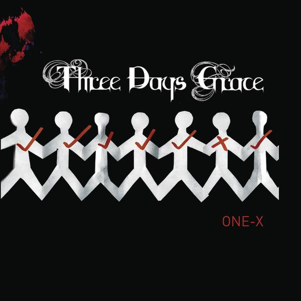 Three Days Grace - One-X (Deluxe Version) [iTunes]