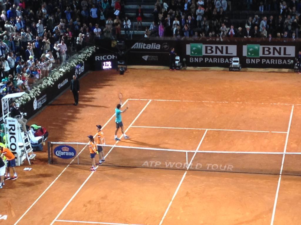 Internazionali Roma Tennis, Federer preferisce vincere Roland Garros