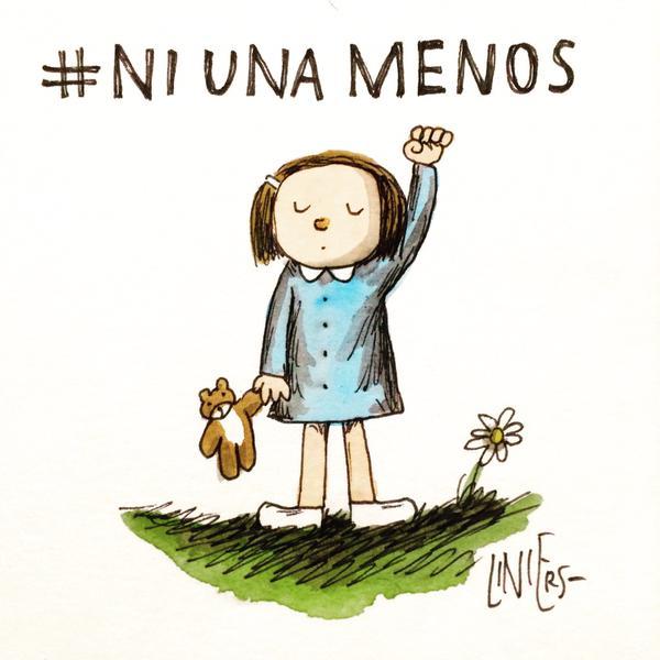 En @UdeSA también decimos #NiUnaMenos http://t.co/F1zsviXqhI