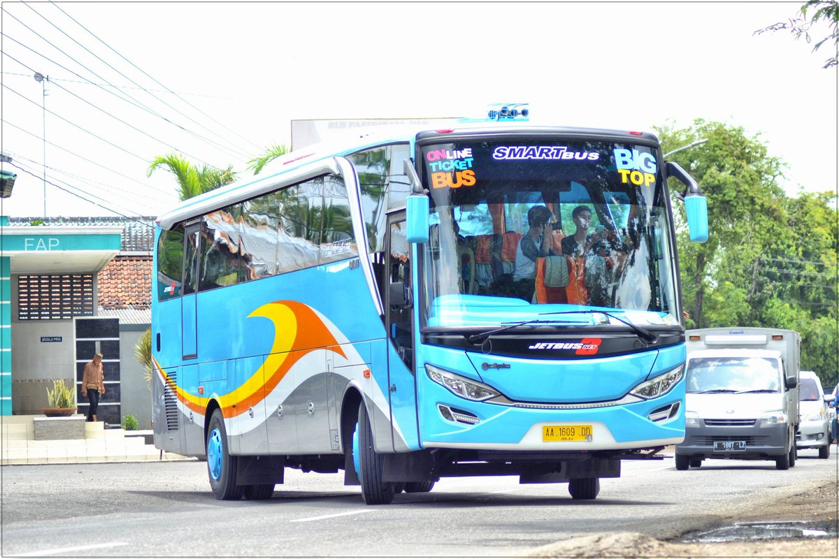 Foto Bus Indonesia On Twitter Po Efisiensi New Setra
