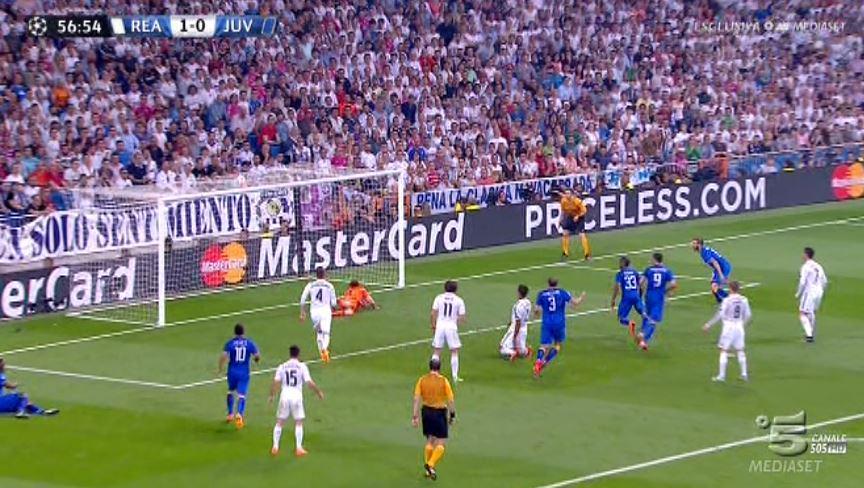 VIDEO Real Madrid-Juventus 1-1, le immagini con le migliori giocate