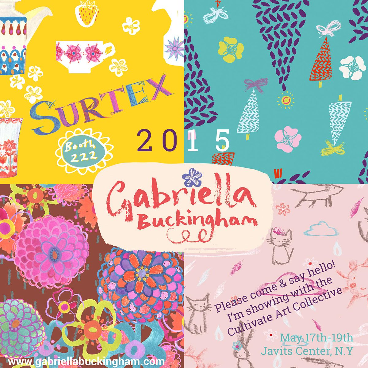 #NSS2015 #surtex #uppercasereader that will be me on booth 222 with the @ArtCultivate collective :) @uppercasemag http://t.co/dqFppZBzdK