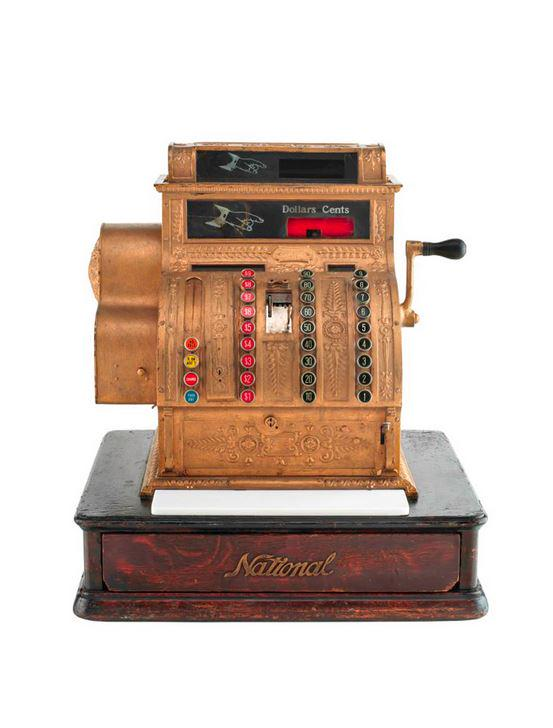 1921 cash register to be part of our #BusinessHistory exhibition, opening July 1st: http://t.co/tYysHeqtPI http://t.co/35ydRp0SG4