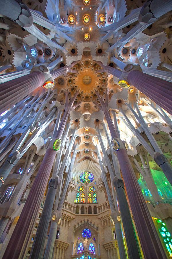 La Sagrada, Barcelona, Spain by Xuyong Ying @drkent @_Akanshagautam @Akanshagautam_ http://t.co/GoHmQMxgiI