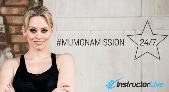 RT @InstructorLive: We are so happy to share our brand new @KimberlyKWyatt #MumOnAMission programme with you http://t.co/YjNfgE3axt #fit ht…