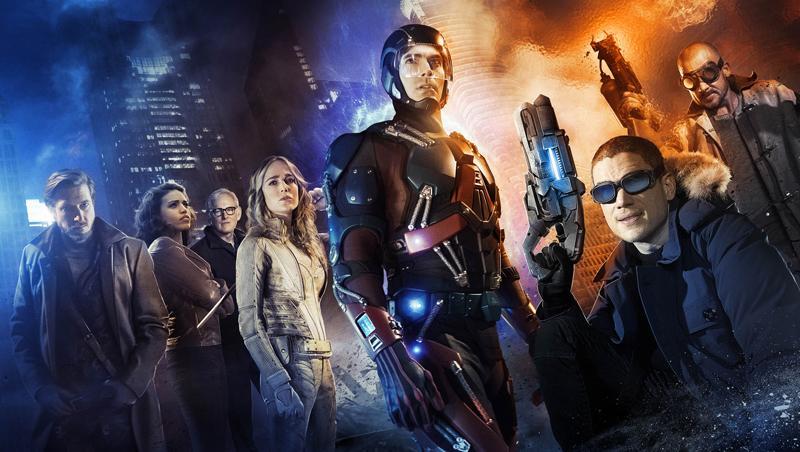[TV] DC's Legends of Tomorrow - Hawkman e Vandal Savage escolhidos! CE94TF6UMAAI30Z