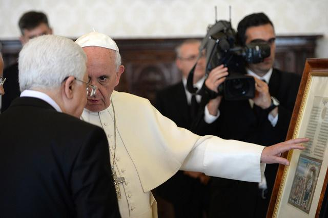 Vatican to sign first accord with State of Palestine https://t.co/Thq3T7Of45 http://t.co/PAKe2IOBqf