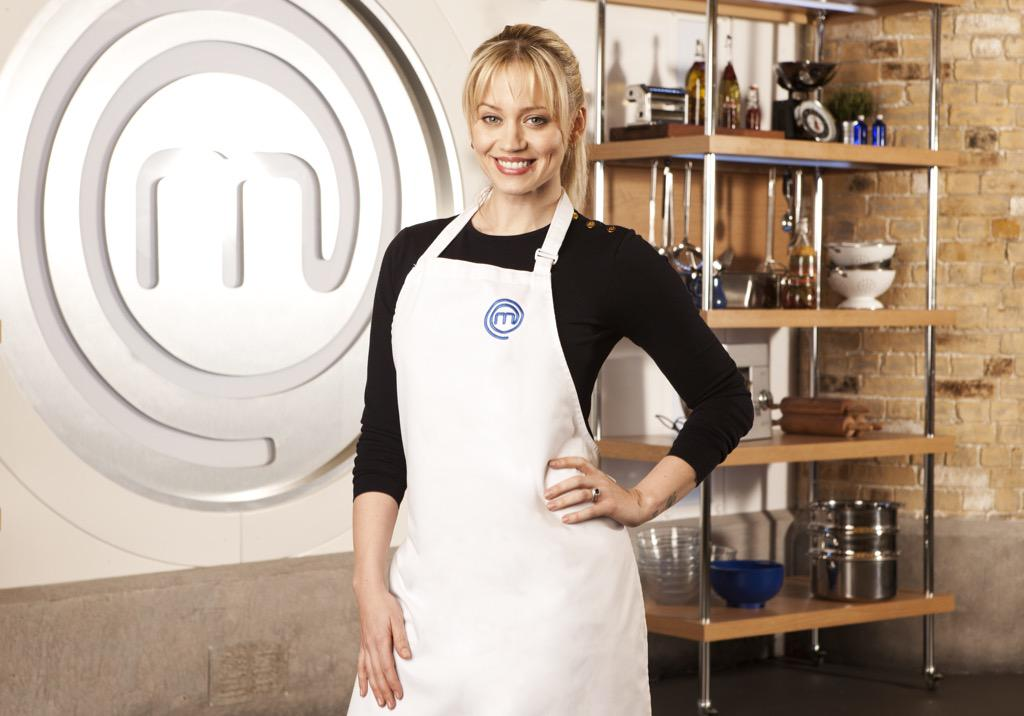 RT @84World: Very excited to announce that @KimberlyKWyatt will be taking part in this years Celebrity @MasterChefUK http://t.co/28l9TiGKmq