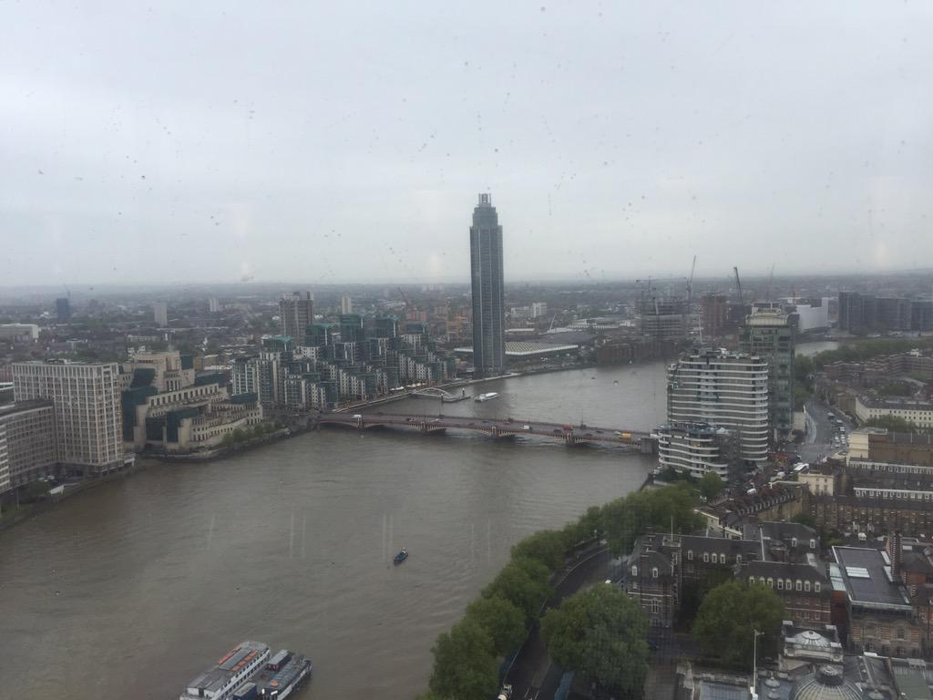 Not your everyday scientific workshop view #nanoporeconf http://t.co/YDV4Mtb7cf