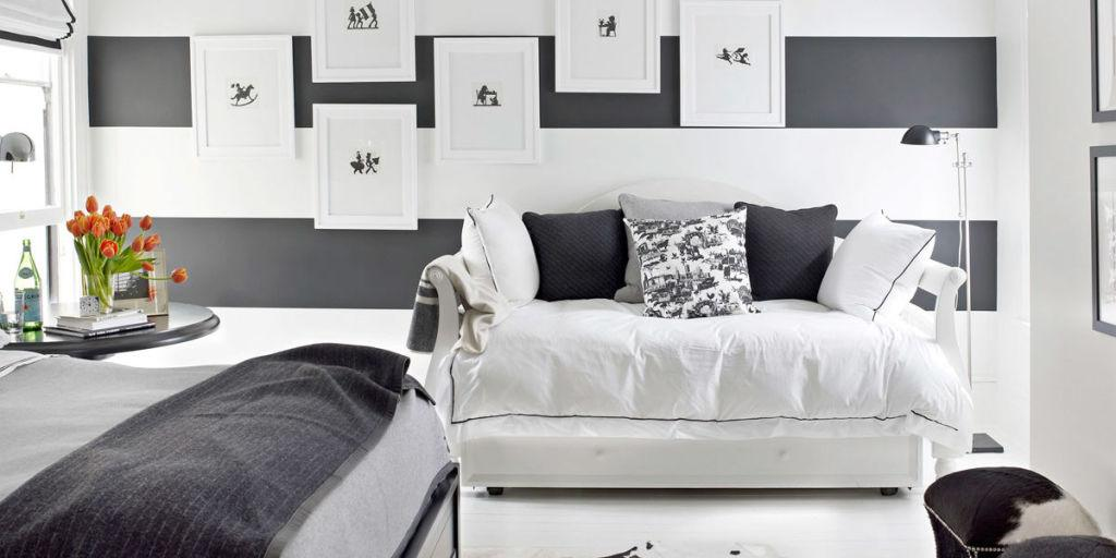 House Beautiful On Twitter How To Decorate With Black: house beautiful account