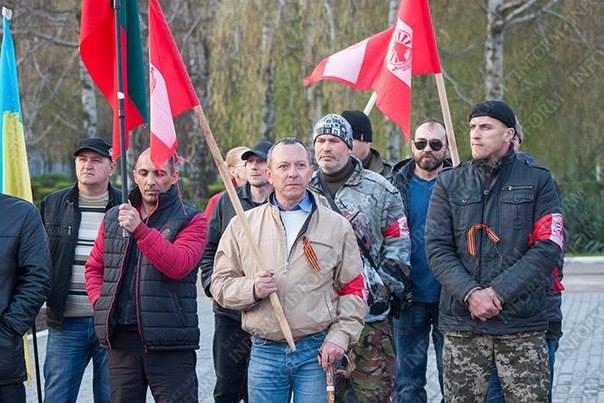 Один из стрелков по людям в Одессе 2 мая 2014 года выступает на российском ТВ - Цензор.НЕТ 6130