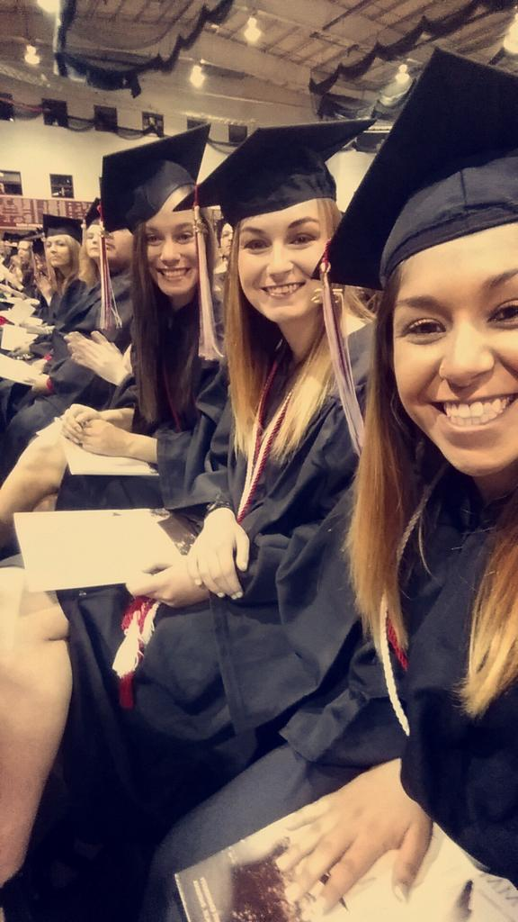 "Sally Jo George on Twitter: ""I can't belive we are graduating ..."