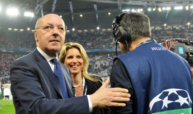 Vittoria Juventus, per Marotta un modello vincente
