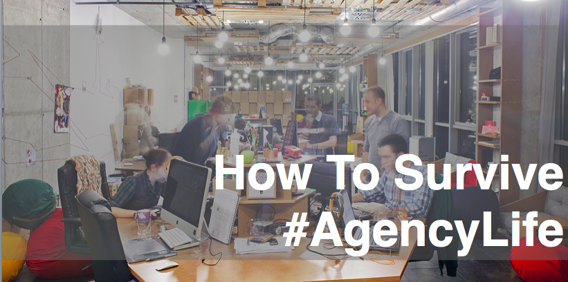 The #AgencyLife Survival Guide: 13 Tips To Help You Be A Better Agency Co-Worker http://t.co/MXlDDEgATO http://t.co/XysbcaIVT1