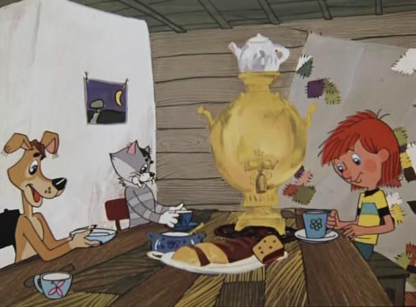Простоквашино все серии мультфильм скачать бесплатно