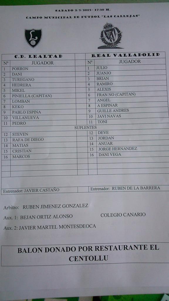 Real Valladolid B - Temporada 2014/15 - 2ª División B Grupo 1 - Página 50 CEAlGCjWEAA2Wex