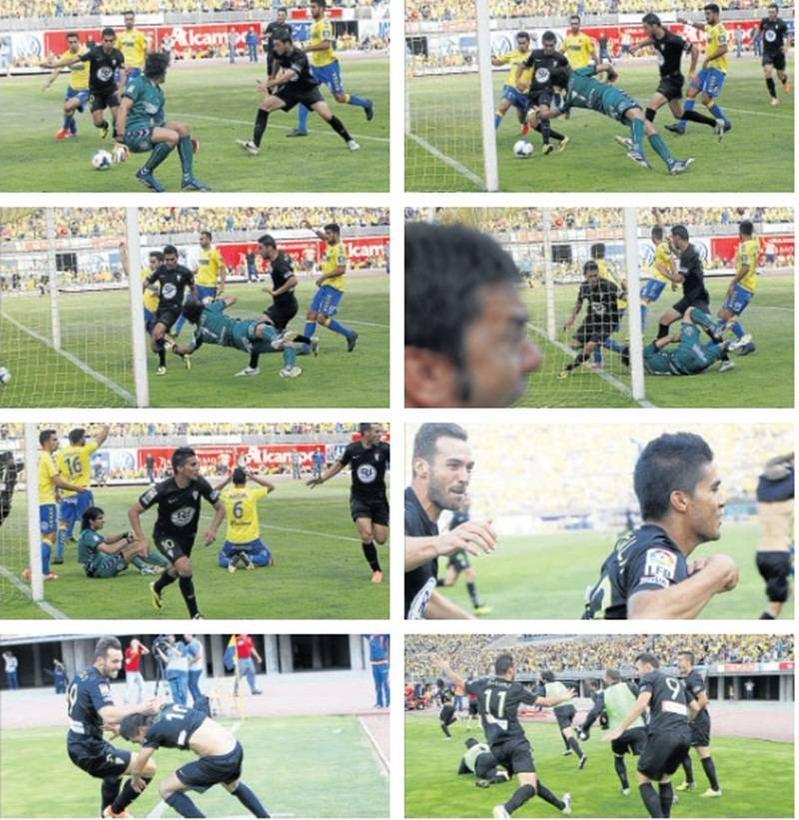 FINAL | #CCFBarcelona 0-8 | Ese gol entró y fuimos de PRIMERA. No lo olviden. Ánimo al CORDOBESISMO. Volveremos! http://t.co/NqZFHFDDfh