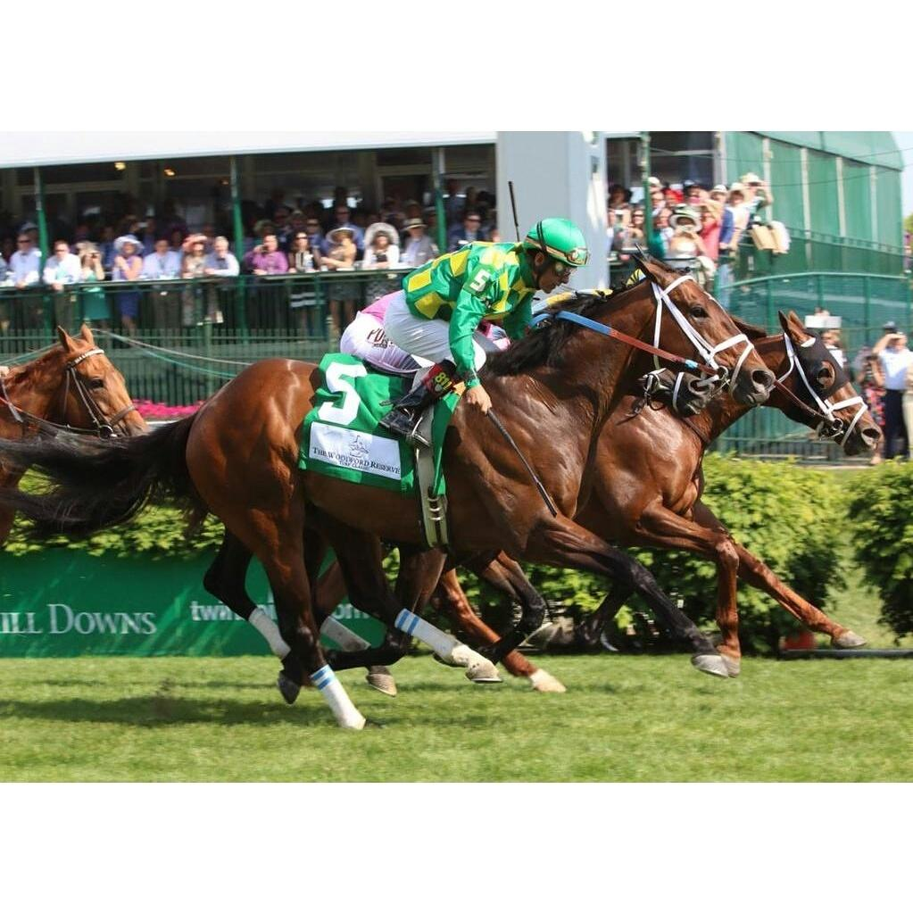 Finnegans Wake - Woodford Reserve Turf Classic Stakes 2015