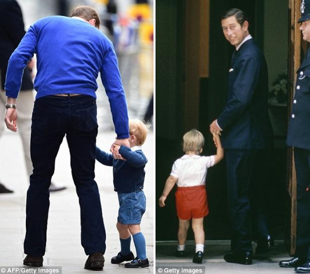 Маленький принц и его родители плюс сестричка CEBAiZ9WMAARjfZ