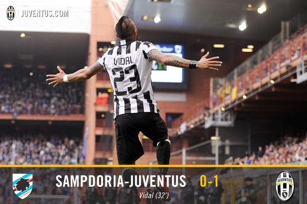 بطولة ايطاليا Juventus يحرز لقبه