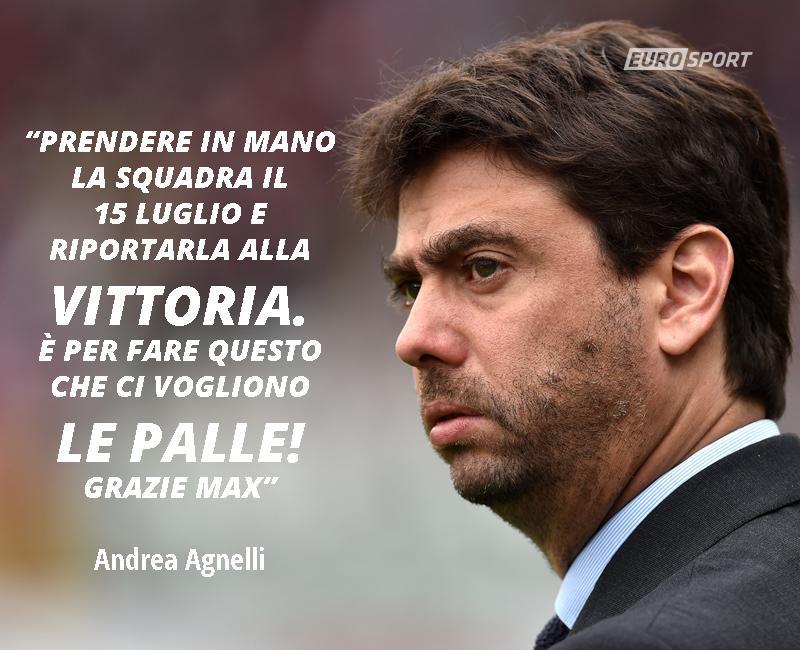 Scudetto alla Juventus, i commenti di Agnelli e Buffon