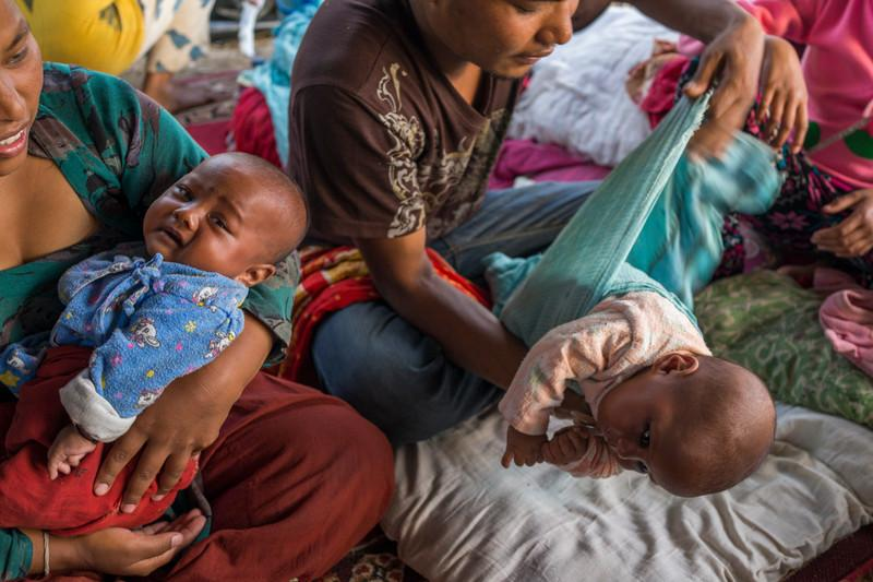 They're not a #RoyalBaby but these 3-month-old #NepalQuake survivors are pretty special too: http://t.co/oRI0HDUJVP http://t.co/prbUopqnSI