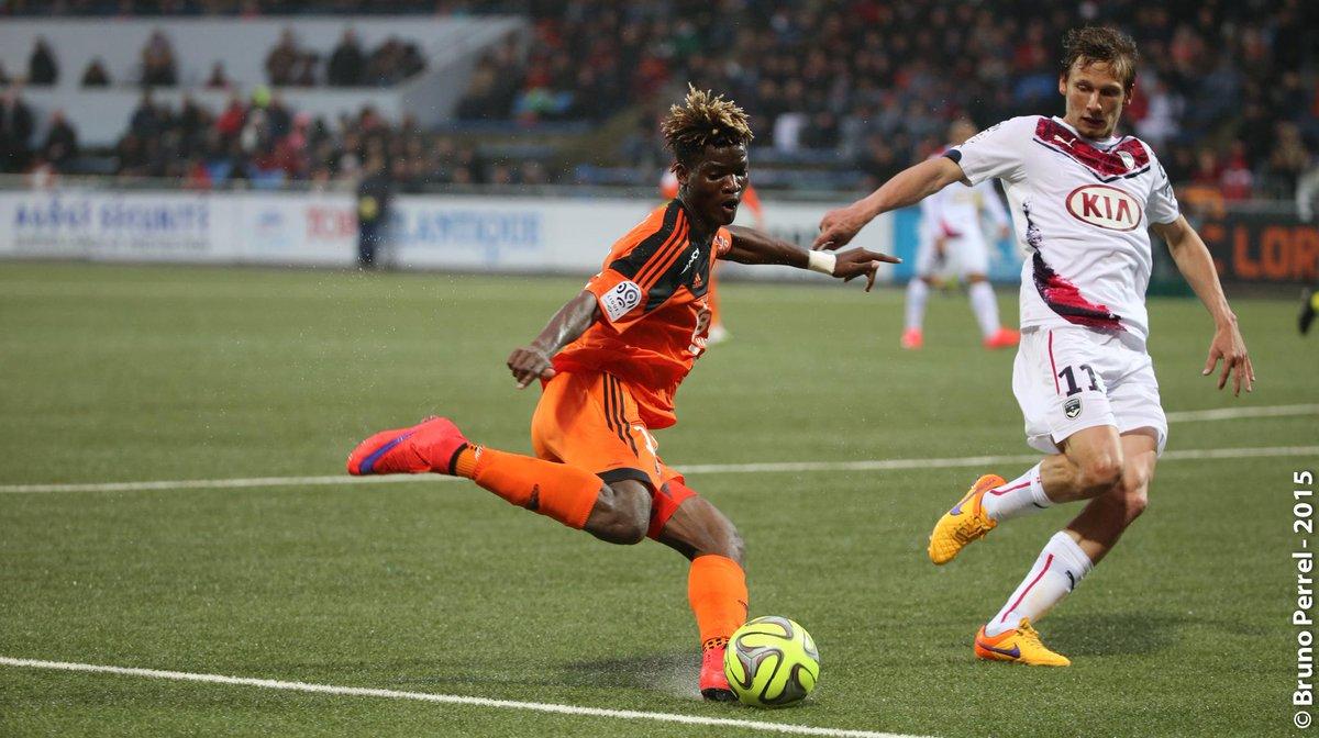 Bordeaux et Lorient dos à dos (0-0)