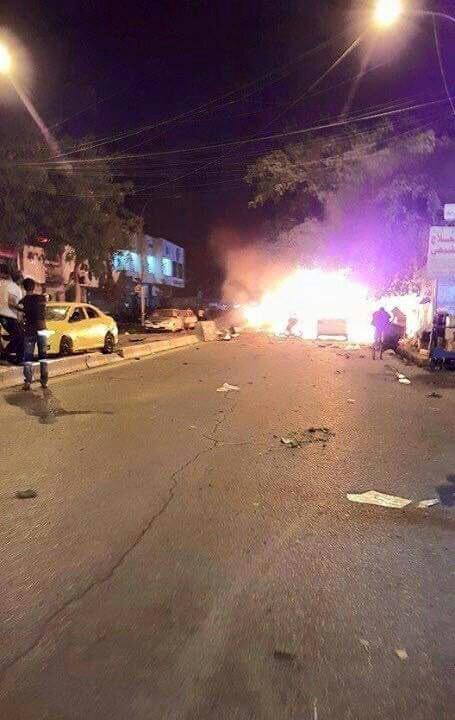 رد: اخبار تفجيرات بغداد الان - اليوم السبت 2/5/2015