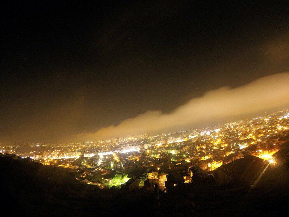 ночная махачкала фото